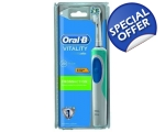 BRAUN ORAL B RECHARGEABLE CROSSACTION TOOTHBRUSH
