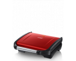 RUSSELL HOBBS GRILL FLAME RED
