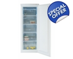 ICEKING TALL UPRIGHT FREEZER WHITE