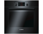 BOSCH BUILT IN ELECTRIC OVEN BLACK