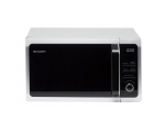 SHARP 20LT 800W TOUCH CONTROL MICROWAVE BLACK R2..