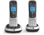 BT 2700 CORDLESS TWIN PHONE WITH ANSWER MACHINE