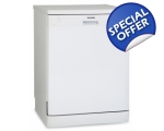MONTPELLIER FULL SIZE A++ DISHWASHER WHITE