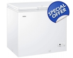 HAIER 203LT CHEST FREEZER WHITE