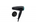 REMINGTON 2000W TRAVEL HAIRDRYER WITH DIFFUSER