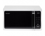 SHARP 20LT 800W TOUCH CONTROL MICROWAVE WHITE R2..