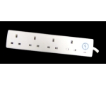 4 SOCKET SURGE PROTECT EXTENSION LEAD
