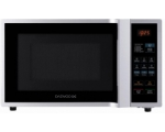 DAEWOO 28LT 900W MICROWAVE OVEN & GRILL SILVER