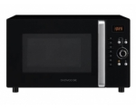 DAEWOO 28LT 900W MICROWAVE OVEN & GRILL BLACK