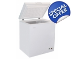 HAIER 143LT CHEST FREEZER WHITE
