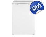 HAIER UNDER COUNTER FRIDGE WITH ICE BOX WHITE