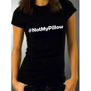 NotMyPillow T-shirt - S..