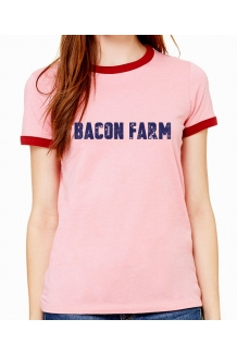 Penny Tees - BACON FARM..