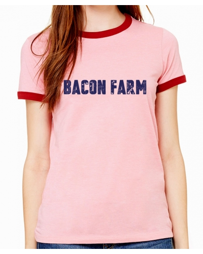 Penny Tees - BACON FARM - ICarly shirts