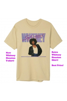 Whitney Houston T-shirt..