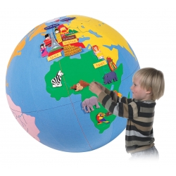 Giant World Globe