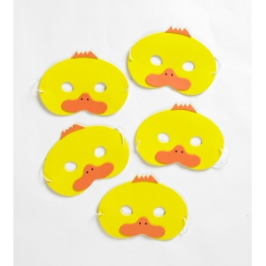 Five Little Ducks Mask set