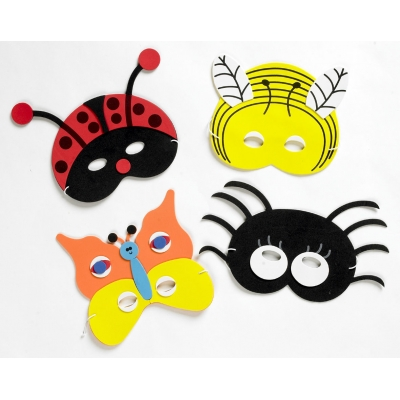 Insect Masks Set
