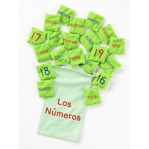 Los Numeros- Spanish number ..