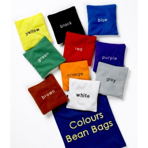 Colour Bean Bags