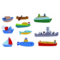 Sea Transport Motifs