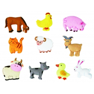 Farm Animals Motifs