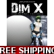 Dim X DIGITAL VERSION 3D stereoscopic anaglyphic game 2016