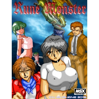 Rune Monster CARTRIDGE ..