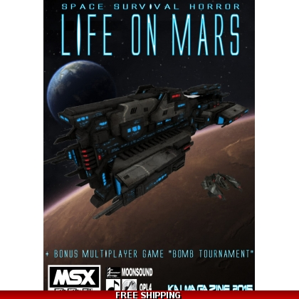 Life on Mars DIGITAL VERSION Metroidvania game 2016
