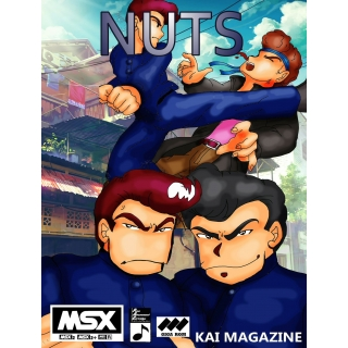 Nuts CARTRIDGE VERSION ..