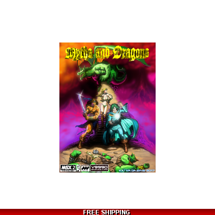 Myths and Dragons V9990 chip requiered Digital version