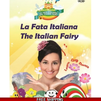 THE ITALIAN FAIRY DVD