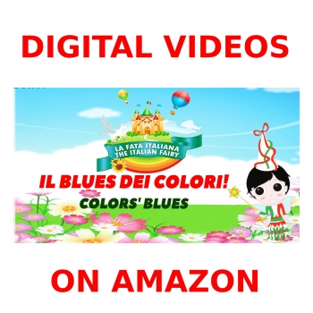 THE ITALIAN FAIRY DIGITAL VIDEOS ON AMAZON! FOLLOW THE INSTRUCTIONS!