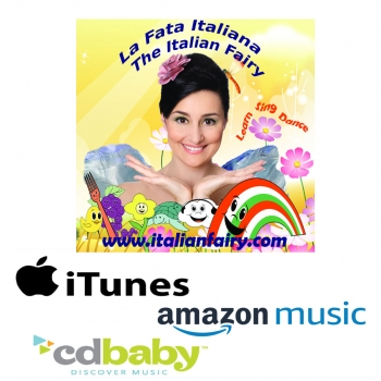 LA FATA ITALIANA THE ITALIAN FAIRY MP3 ALBUM