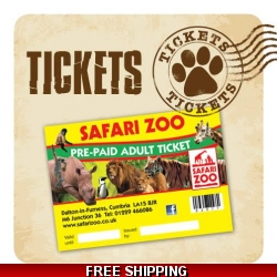 Herd pass - family ticket up to 2 adults & 2 children age ..