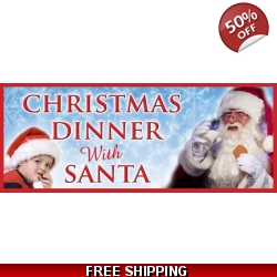 Santa Safari with Traditional 3 Course Christmas..