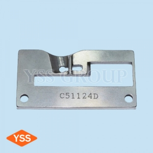 Newlong/Union Special 51124D Throat Plate
