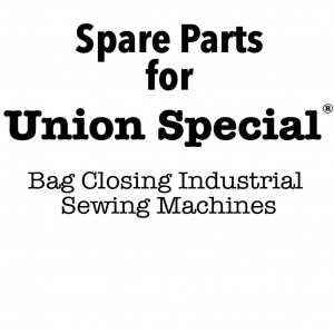Union Special 4001251 Tube, Thread Guide Rear