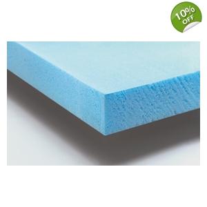Styrofoam XPS sheets 60x30x3cms Hobby Blue foam Diorama Models Insulation