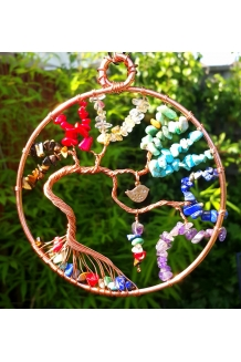 Suncatcher Tree of Life Chak..