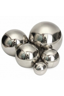 Stainless Steel Spheres Set