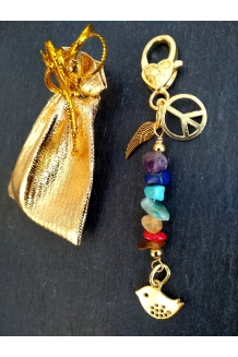 PEACE BIRD GOLD