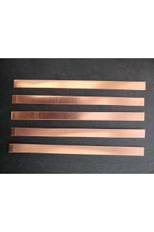 Copper Strip Blanks