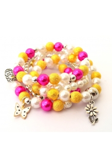 Pearl 5 Stack Bracelet Kit
