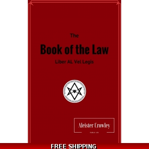 The Book of the Law - Aleist..