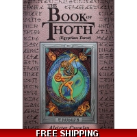 The Book of Thoth Egyptian Tarot -  Aleister Crowley