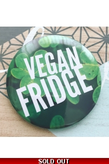 Fridge magnet - Vegan F..