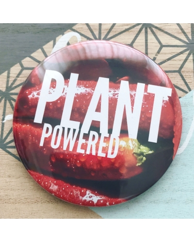 Fridge magnet - Plant Powered