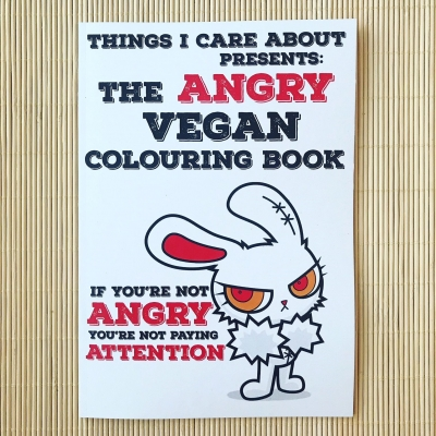 The Angry Vegan - colou..