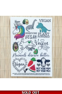Vegan Unicorn - tempora..